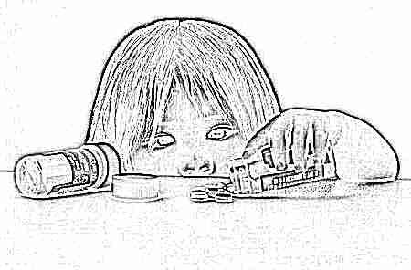 Мульти табс для детей от года