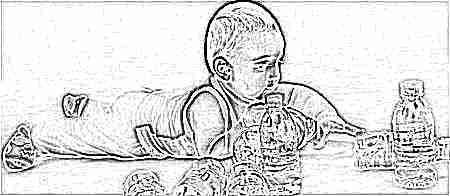 Можно ли давать младенцу воду