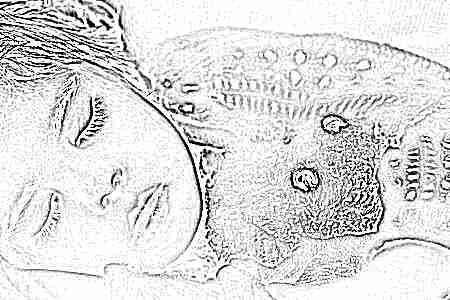 Грудничок беспокойно спит ночью