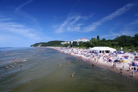 Отдых с ребенком на море в России: куда поехать отдыхать, лучше места