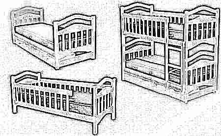 Kan Worden Onderverdeeld In Tweepersoonskamers Voor Twee, Drie En Bedden  Voor Vier Kinderen.