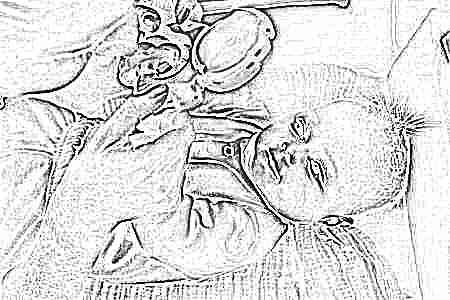 Как развивать новорожденного ребенка