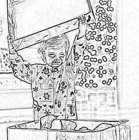 Подарки от малышей 13