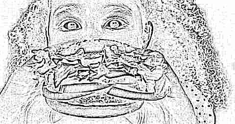 Питание ребенка в возрасте от 1,5 до 3 лет.