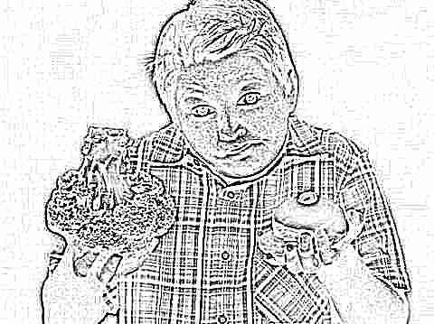 Кетогенная диета при лечении эпилепсии у детей в возрасте до 5 лет.