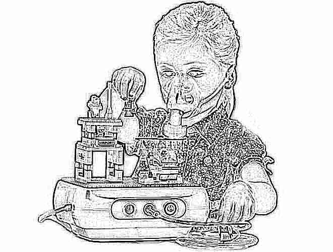 Небулайзеры для ребенка в виде игрушки