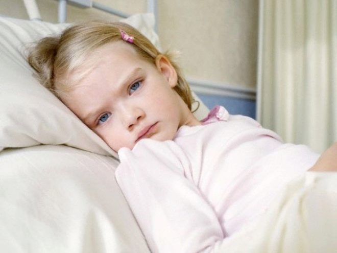 Повышены тромбоциты в крови у ребенка 1 год