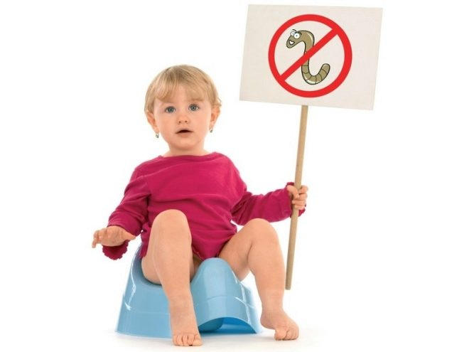 Можно ли ребенку 3 года декарис