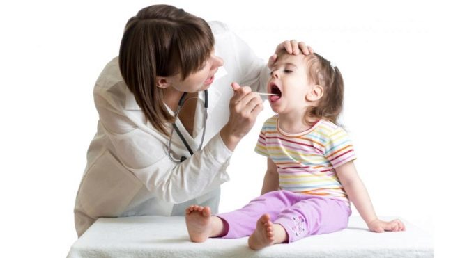 Гексализ ребенок 3 года