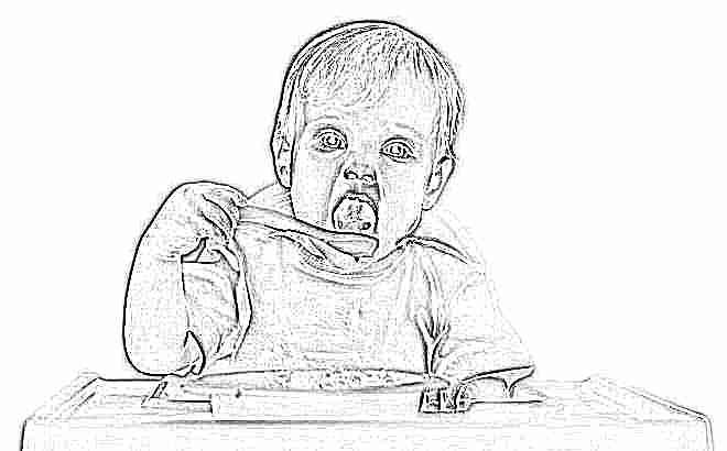 Примерное меню ребенка в 2 года по времени