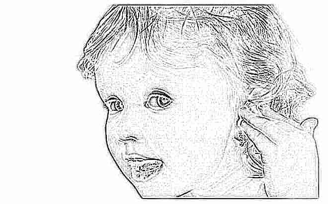 При крике болит ухо
