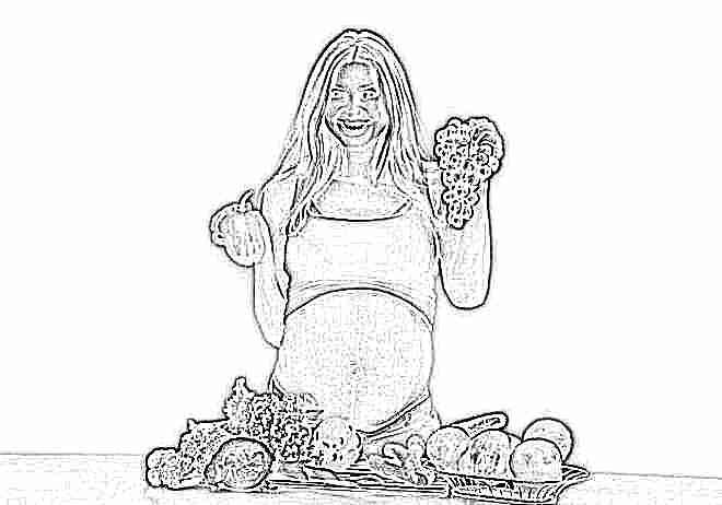 Что кушать беременным летом