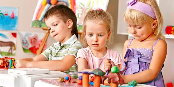 Доктор Комаровский о детском садике