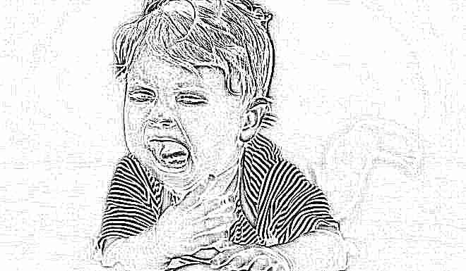 Какой кашель у ребенка при коклюше