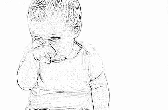 Отек слизистой носа без насморка у ребенка