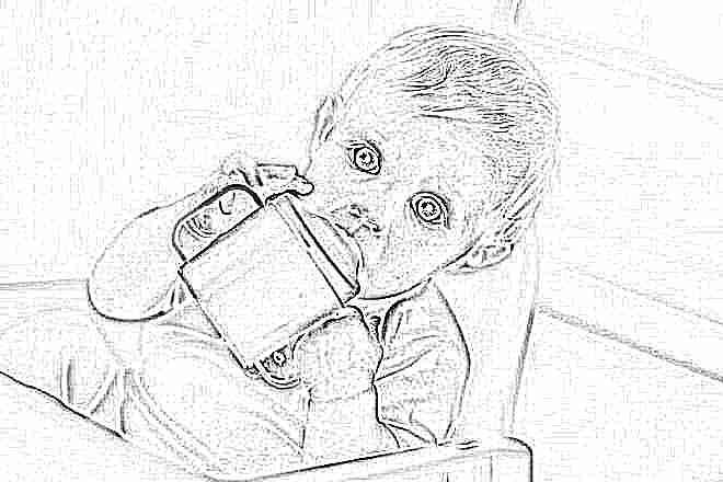 У ребенка заложен нос но нет соплей высокая температура как лечить