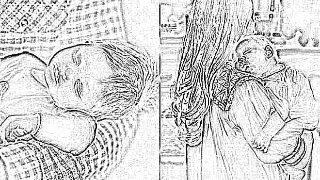 Как отучить ребенка от укачивания в кроватке перед сном thumbnail