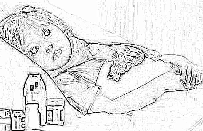 Гнойнички в горле у ребенка с температурой комаровский