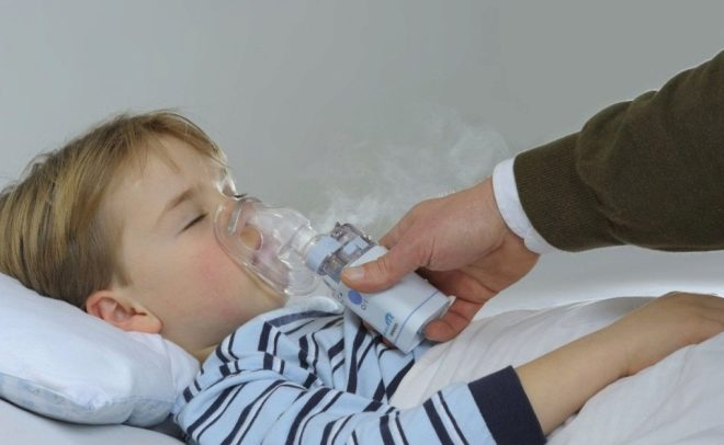Вентолин для ингаляций для детей инструкция дозировка