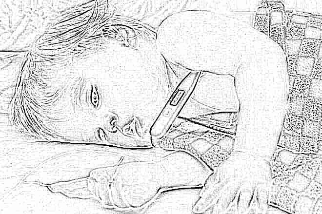 Как понизить температуру ребенку в домашних условиях