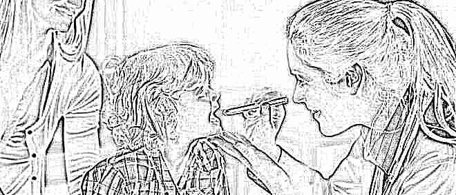 Лечение при гнойной ангине у детей народными средствами