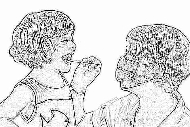 Как вылечить горло ребенку 3 лет народными средством