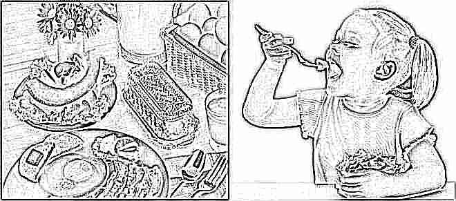 Детская диета при лямблии