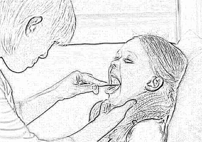 Сколько держится температура при гриппе у ребенка комаровский