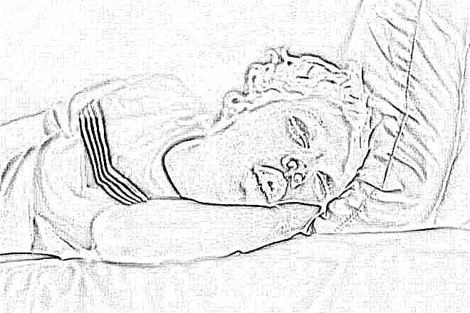 Ребенок храпит во сне как вылечить