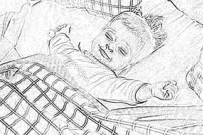 Ребенок плачет во сне комаровский 4 года