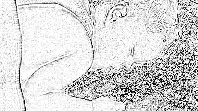 Ребенок потеет во сне: в чем причина?