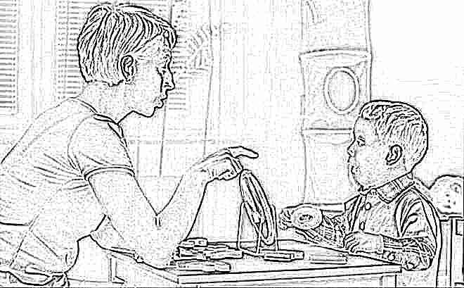 Задержка речевого развития у ребенка 3 лет комаровский