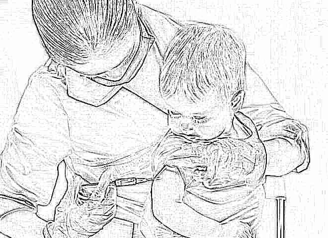 Комаровский отит и температура у ребенка