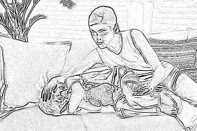 Корвалол ребенку 4 года сколько капель
