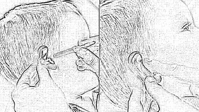 Диоксидин в ухо ребенку: как капать, инструкция по применению, отзывы