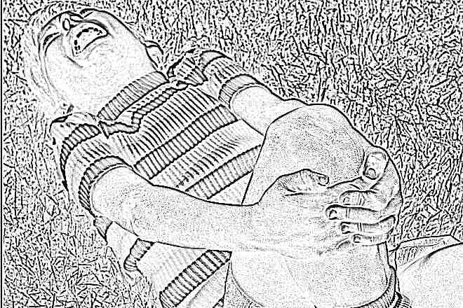 Ребенку 4 года жалуется что болят ноги
