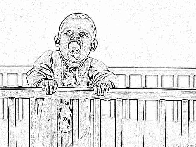 Как новорожденного приучить спать в кроватке ночью - Как приучить ребёнка спать в своей кроватке: практические советы по быстрому приучению