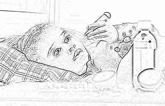 Как приготовить раствор от рвоты и поноса для ребенка