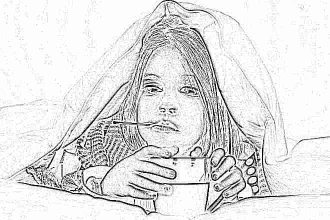 Энтеровирусная инфекция без температуры у детей