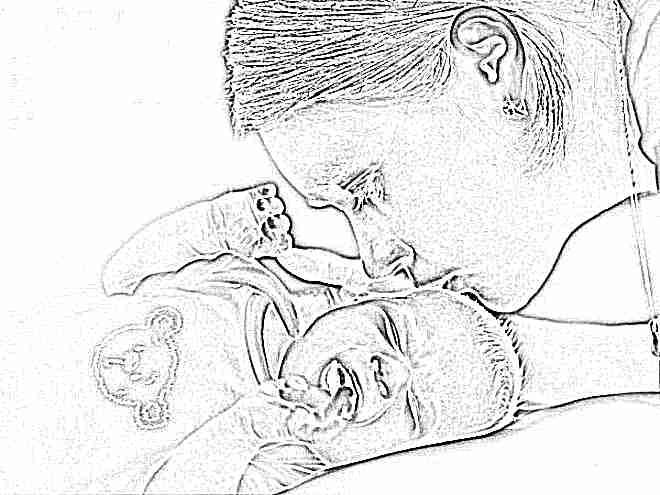 Из за чего ребенок рождается с грыжей