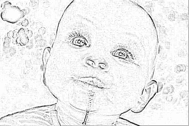 У ребенка обильное слюноотделение