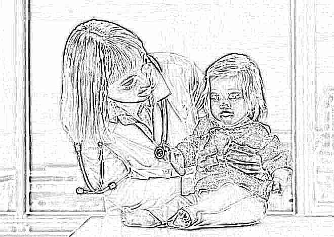 Ребенок 1 год селезенка увеличена