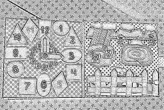 razvivayushchie-knizhki-iz-tkani-dlya-detej-svoimi-rukami-8 Как сделать развивающие книжки малышки своими руками из фетра, ткани, мягкую, из бумаги? Развивающая книжка для самых маленьких своими руками, для детей от 1 года: пошаговая инструкция