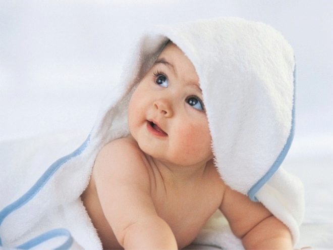 Сухая кожа на стопах ног у младенца