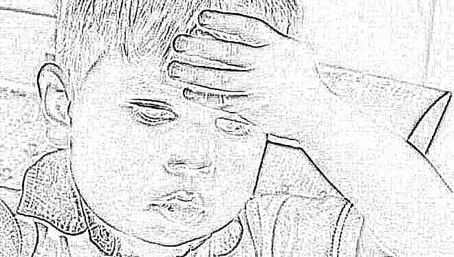Зрачок большой у ребенка 2 года thumbnail