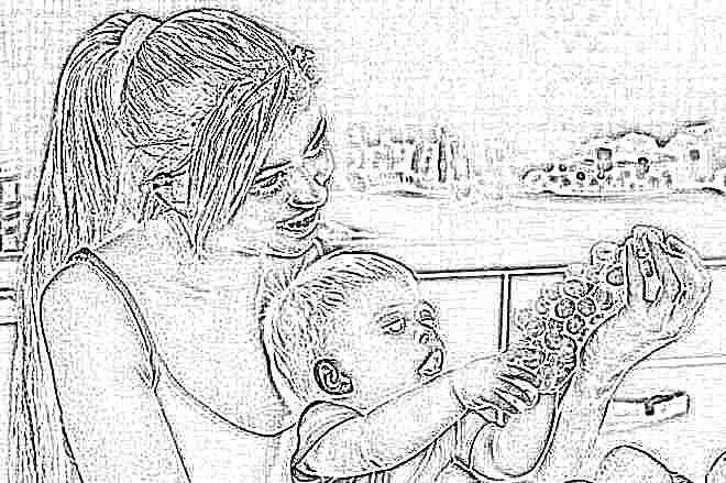 Сколько можно употреблять сока в сутки ребёнку в 1год