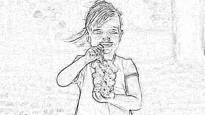 Виноград для ребенка 2 года