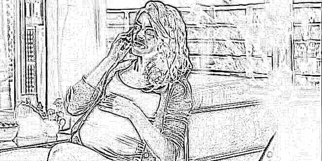 Непроизвольный оргазм у беременных