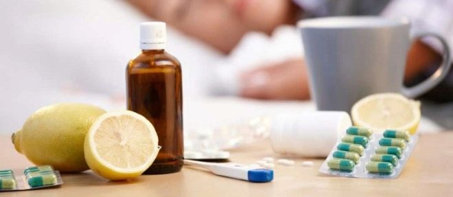Что пить ребенку при простуде и температуре thumbnail