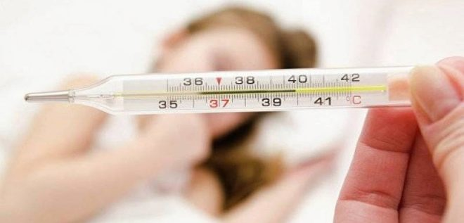Сколько может держаться температура у ребенка после орви thumbnail